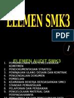 Elemen & Mekanisme Audit SMK3