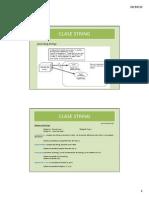 String en Java