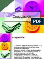 Cascada de coagulación