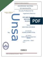Informe Estabilidad
