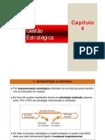 Gestao Estrategica Cap4 2014