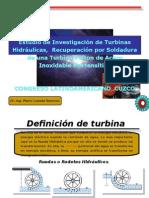 ESTUDIO DE INVESTIGACIÓN DE TURBINAS HIDRAULICAS ACEROS INOX.ppt