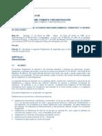 Decreto 29 Sec