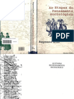 As Etapas do Pensamento Sociológico - Raymond Aron.pdf