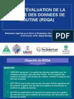 RDQA Presentation