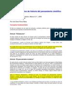 Alexandre Koyré - Estudios de Historia Del Pensamiento Científico [Resumen]