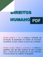 B8 - Direitos Humanos