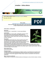 Herbalinformation.awardspace.com-Medicinal Herbal Information - Urtica Dioica