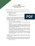 ADA3105 - Unidad 1 - Preguntas Para Repaso