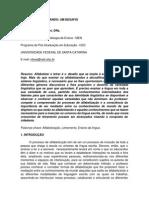 Alfabetização e Letramento - Nilcea Pelandré