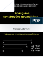 AULA6_Triangulos - Construcoes Geometricas