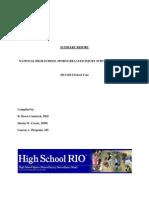 2013-14 RIO Original Report