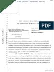 Morris v. Korean Air Lines Co., Ltd. - Document No. 5