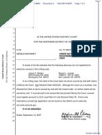 In re Gerald McKinney - Document No. 3