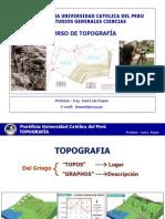 Topografía Introducción