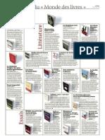 Document(17) Livres Cahier Le Monde