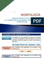 Unidad 1 Anc3a1lisis Morfolc3b3gico Composicic3b3n y Derivacic3b3n