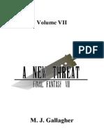 Final Fantasy VII - A New Threat (eBook)