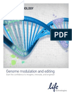 Genome Modulation
