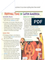 Festivals in Latin America