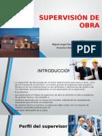 Supervisión de Obra