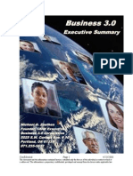 Business 3.0 Executive Summary Final