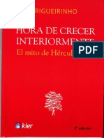 Hora de Crecer Interiormente - El Mito de Hercules Hoy - Trigueirinho Jose