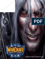 Warcraft III - The Frozen Throne - Manual