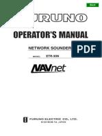 FURUNO NETWORK SOUNDER NAVNET