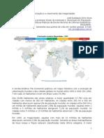 A urbanização e o crescimento das megacidades