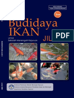 Teknik Budi Daya Ikan Jilid 3