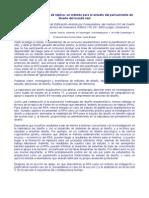 El  analisis de protocolo de réplica. Per Galle.doc