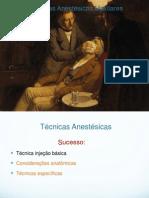 Técnicas Anestésicas Na Maxila
