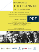 Conversaciones Humberto Giannini Amarillo Ext