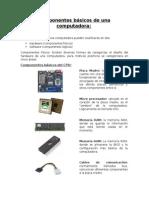 componentes basicos de pc