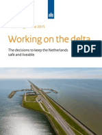The Netherlands Delta Programme 2015 (English)