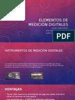 Elementos de Medición Digitales (1)