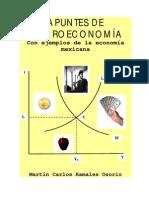 Apuntes de Macroeconomía