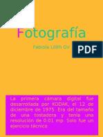 Fotografía Digital (presentación)
