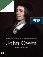 Reflexões Sobre a Vida e Pensamento de John Owen, Por John Piper