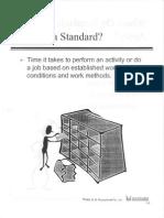 Work Measurement Techniques - Most