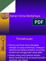 BAHAN KIMIA BHY