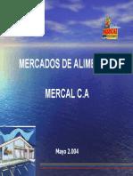 Presentación de Mercal