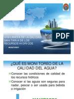 Contaminación Agua (3) - Vigilancia de La Calidad Sanitaria