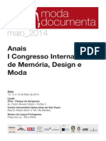 Anais Moda Documenta 2014