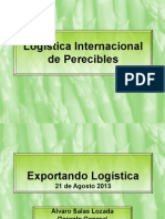 Logistica Productos Perecibles-Agosto 2013