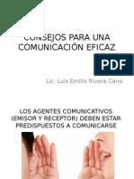 Consejos Para Una Comunicación Eficaz