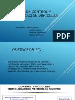 Centro de Control y Certificacion Vehicular Mañanaa