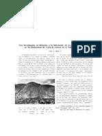 Diatraea en Cana de Azucar de Huanuco