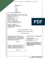 New Medium Technologies LLC et al v. Barko N.V. et al - Document No. 4